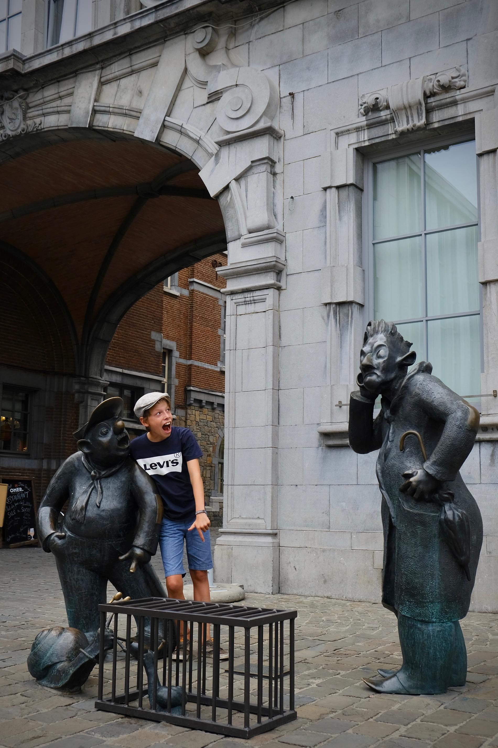 Namen de hoofdstad van Wallonië